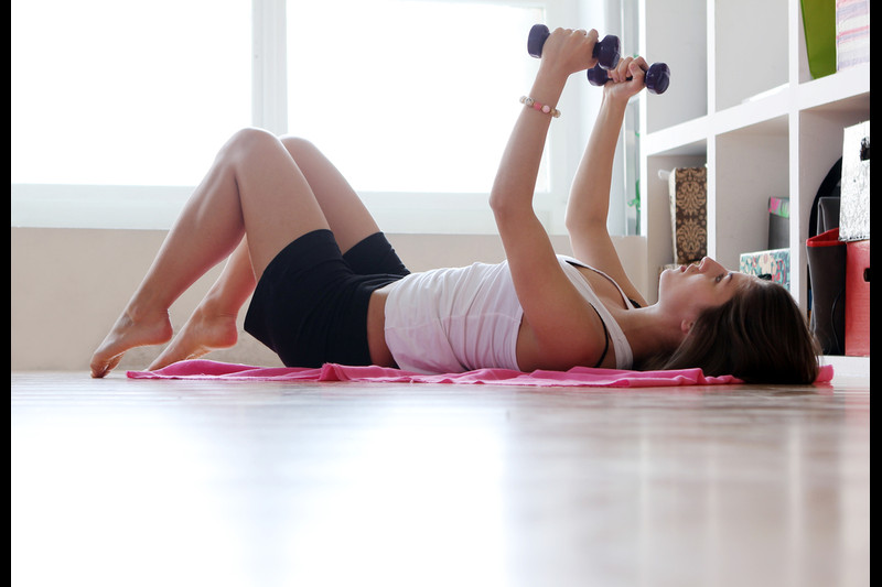 Подобрать программу тренировок в домашних условиях