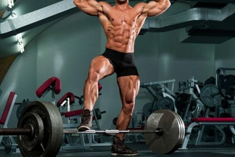 Программа для роста мышц в тренажерном зале