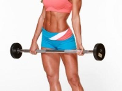 программы тренировок и питания для похудения девушки
