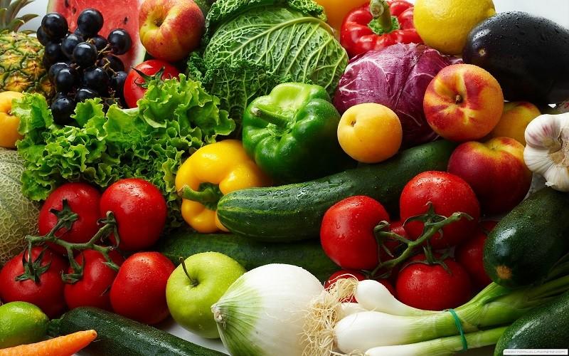 Овощи на сушке