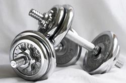 Программа упражнений с гантелями дома